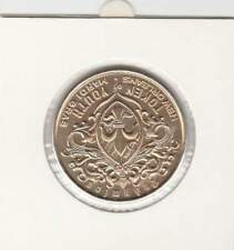 Mardi Gras 1971 New Orleans Token of Youth / Bienville Founder (071)