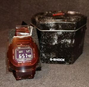 Casio G-Shock G Shock Limited Edition Full Metal Red