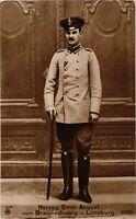 CPA AK Herzog Ernst August v. Braunschweig GERMAN ROYALTY (867671)