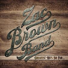 Zac Brown Band, Greatest Hits So Far..., Excellent