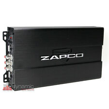 Zapco ST-4X SQ Car Stereo 4-Channel Class A/B Sub/Speaker Amplifier New