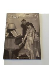 EZ Play Today #40 Songs of the 30's Sheet Music Song Book Piano Organ 1996