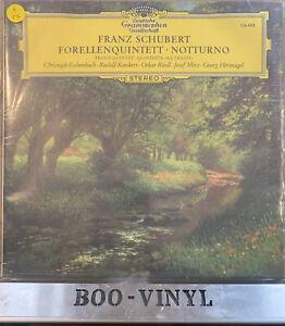 SEALED DG RECORD Franz Schubert - Forellenquintett • Notturno
