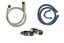 Anschluss-Set Aquastop Ablaufschlauch 2,50m + Zulaufschlauch 2,5m Waschmaschine
