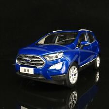 Diecast Car Model Ford All New Ecosport SUV 1:18 (Blue) + GIFT!!