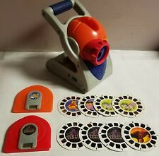 2005 Electronic View Master Projector w/ (8 Reel Bundle)
