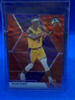 2019-20 Mosaic Basketball TMALL RAJON RONDO Red Wave Prizm SP