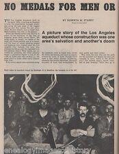 Los Angeles Aqueduct Construction+Hamilton,Starry,Norvell,Widney,Langdon