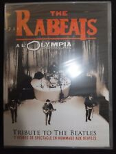 DVD THE RABEATS / A L'OLYMPIA / NEUF /