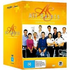 ALL SAINTS - COLLECTION 3- SEASON 7 8 & 9  -   DVD - UK Compatible