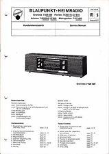 Service Manual-Blaupunkt Granada 7 626 500, florida 7 626 810, arizona 7 626 850