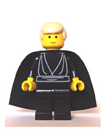 Lego Luke Skywalker 4480 Jabba's Palace Star Wars Minifigure