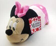 """Disney Mickey Mouse to Minnie Mouse FlipaZoo 2 in 1 Plush Stuffed Toy Animal 14"""""""