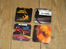 Neil Diamond Album Cover COASTER Set