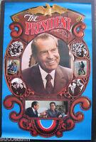 "Richard Nixon ""The President & Mao"" Original Campaign Poster"