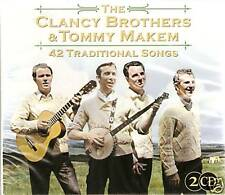 THE CLANCY BROTHERS & TOMMY MAKEM 2 CD BOX SET