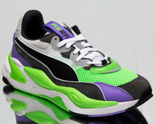 Puma RS-2K Internet Exploring Men's Dark Shadow Green Lifestyle Sneakers Shoes