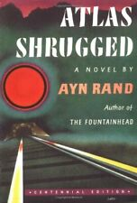 Atlas Shrugged: (centennial Edition) by Rand, Ayn Book The Fast Free Shipping