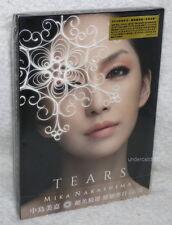 Mika Nakashima TEARS 2014 Taiwan Ltd 2-CD+DVD