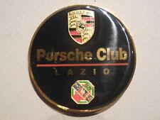 placca auto Porsche club Emilia Romagna 85mm