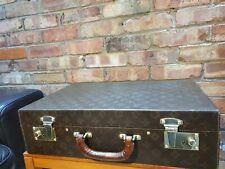 Antique / vintage Louis Vuitton suitcase
