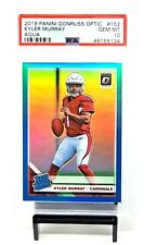 2019 Optic AQUA REFRACTOR Cardinals KYLER MURRAY Rookie Card PSA 10 GEM Pop 18