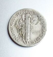 1936 One Dime US Coin
