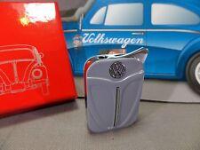 "Polyflame Feuerzeug ""VOLKSWAGEN / VW KÄFER BOXER""  grau - NEU & ovp - 610001/E"