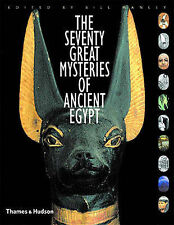 The Seventy Great Mysteries of Ancient Egypt by Manfred Bietak (Hardback, 2003)