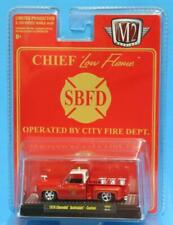 M2 MACHINES 1/64 Auto-Trucks HE 1976 Chevrolet Truck Custom Fire Truck