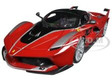 FERRARI FXX K (RED) 1:18 Scale Diecast Model Race Car Special Edition NEW IN BOX