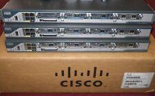 CISCO 2801-VSEC/K9 Security Plus Router Voice Bundle PVDM VWIC MFT 1-YR Warranty