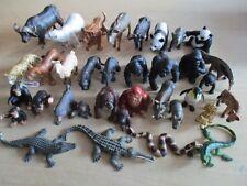 35 x SCHLEICH Tiere Afrika Wildnis Zoo Raritäten Sammlung
