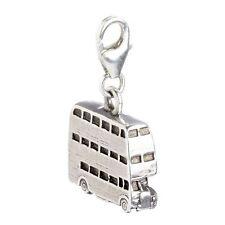 Ufficiale Harry Potter Argento Sterling Cavaliere Bus Clip Su Charm-Regalo Inscatolato