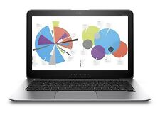 "HP Elitebook Folio 1020 G1 128GB SSD Intel Core M 8GB Win7/8 12.5"" FHD Ultrabook"