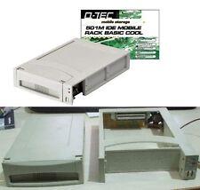 Hard Disk Drive Mobile Rack Q-TEC Enclosure Caddy 3.5 Cassetto HDD IDE ATA Bay