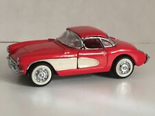 New ListingFranklin Mint Classic Cars of the Fifties 50s 1957 Corvette 1:43 w/box