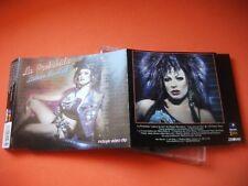 LA PROHIBIDA, CD MAXI REMIXES, LABIOS DE HIEL, ( SPUNKY, FANGORIA ) RARO