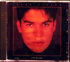 Cara de Nino by Jerry Rivera (CD, Nov-1993, Sony Discos Inc.)
