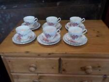 Cup & Saucer Vintage Original Glassware