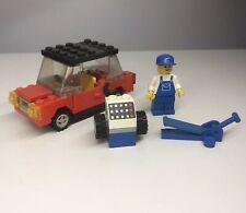 LEGO ® Ruote Set 10 pezzi COMPLETA CON ASSE AUTO PNEUMATICI City polizia vigili del fuoco