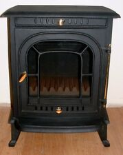 8KW Traditional Cast Iron Multifuel Woodburning Stove New in box
