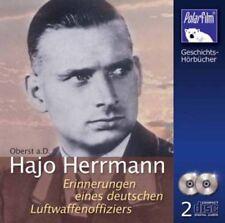 Hajo Herrmann - Erinnerungen eines deutschen Luftwaffenoffiziers (Hörbuch)