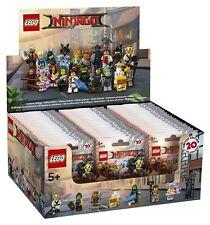 Full box of 60 Sealed packs 71019 The Lego Ninjago Movie Minifigures 2017 NEW