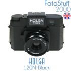 HOLGA 120N Black Lomo Medium Format Film Camera Brand New UK Stock 120 N Holga
