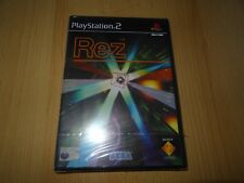 REZ Playstation 2 PS2 NUOVO SONY SIGILLATO PAL