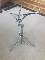 Reduced/1970 Buddy Rich rocket snare drum stand original 1 owner-working great!