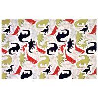 Dino Delight Kids Pillowcase Standard Size 20x30 100% Cotton