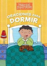 Oraciones para Dormir: By B&H Español Editorial Staff