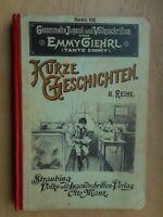 Emmy Giehrl (Tante Emmy): Kurze Geschichten 2. Reihe Otto Manz Kinderbuch